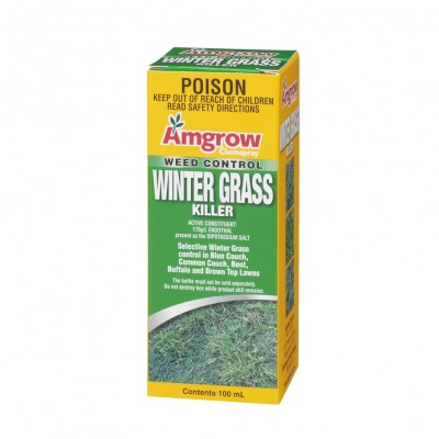 Amgrow Chemspray Winter Grass Killer 100mL