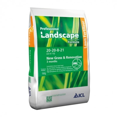 Professional Landscape Formula New Grass & Renovation