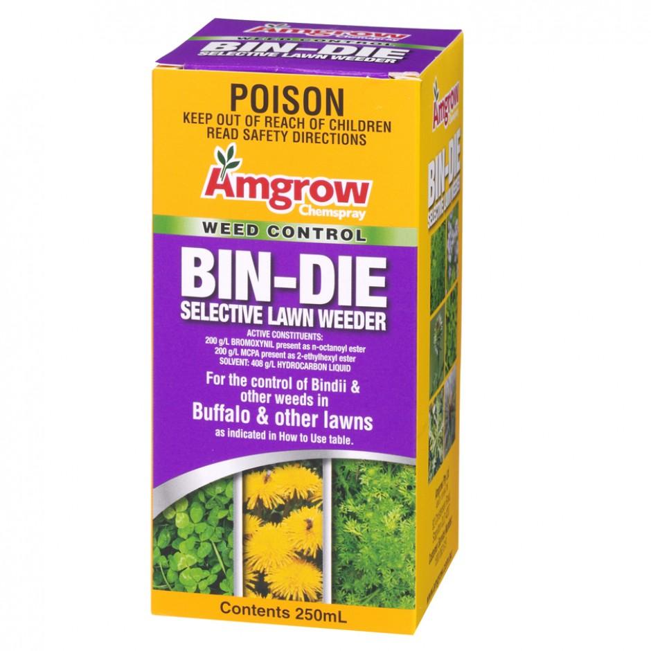 Amgrow Bin-Die Selective Lawn Weeder