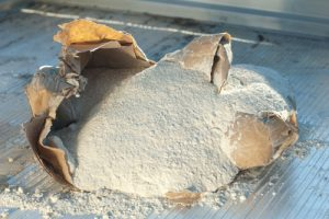 Gypsum for Lawn Soil Structure