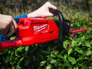 hedge trimmer gardening tool
