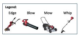mow or edge